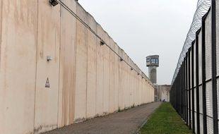 La prison de Perpignan (illustration)