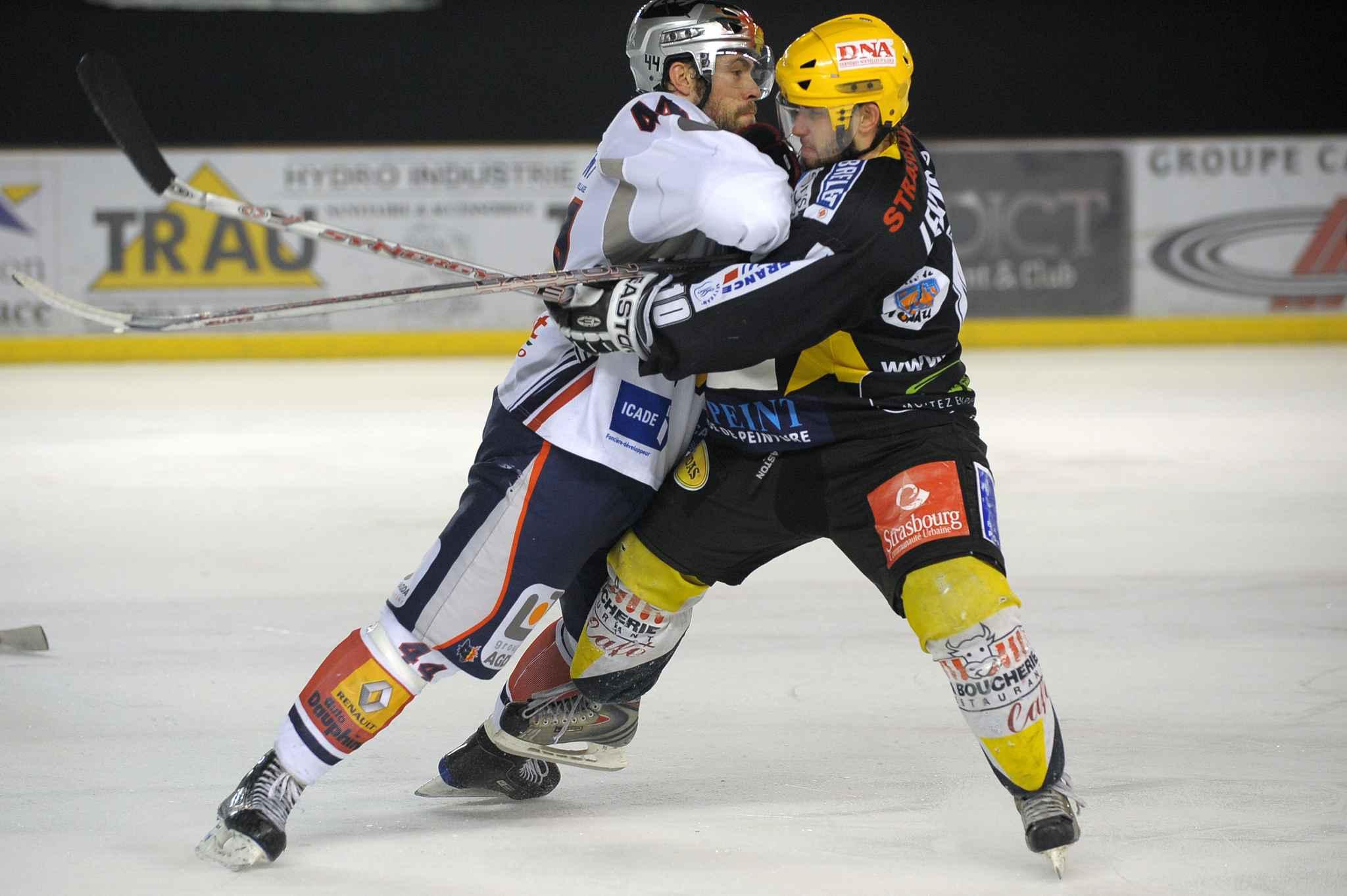 Hockey d but de match catastrophique de l 39 etoile noire face brian on - Etoile noir strasbourg ...