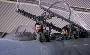 Des pilotes saoudiens en 2012.