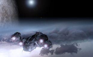Le Cycle de Fondation se déroule 22.000 ans dans le futur, alors que l'humanité a colonisé des millions de planètes.