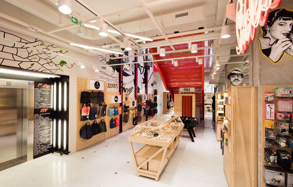 bordeaux citadium veut marquer les esprits avec son nouveau magasin. Black Bedroom Furniture Sets. Home Design Ideas