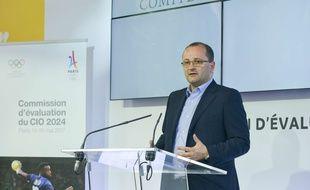 Patrick Baumann, décédé le 14 octobre 2018, avait présidé la commission d'évaluation de Paris 2024 pour le CIO en mai 2017.
