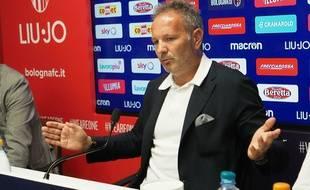 L'ancien joueur de la Lazio est atteint d'une leucémie.