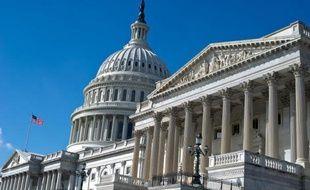 Vue du Capitole le 28 septembre 2013 à Washington