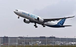 Aviation: Airbus présente les hublots du futur