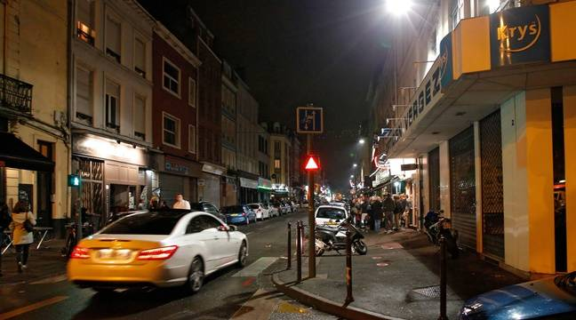 20minuit lille le secteur mass na solf rino toujours for Police nationale lille