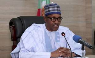 Le président du Nigeria Muhammadu Buhari.