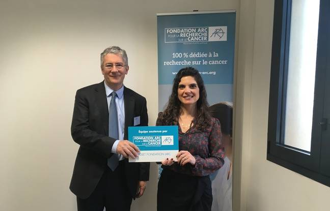 The Arc Foundation supports Aurélie Tchoghandjian's research project on glioblastoma.