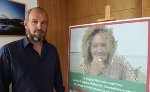 Sébastien Chadaud-Pétronin demande au chef de l'Etat de « clarifier sa position » sur l'éventuelle rançon pour libérer Sophie Pétronin, sa mère, retenue en otage au Mali