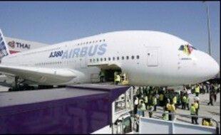 Les stagiaires peuvent prendre virtuellement les commandes d'un Airbus A380.