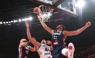 Rudy Gobert est devenu le leader de l'équipe de France de basket.