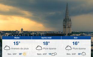 Météo Caen: Prévisions du jeudi 2 juillet 2020