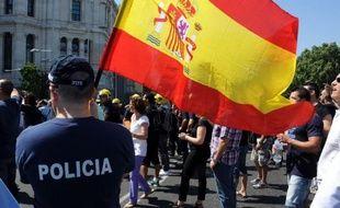 Le Fonds monétaire international (FMI) s'attend désormais à ce que l'Espagne, en proie à de graves difficultés économiques, reste en récession en 2013 et voie son produit intérieur brut (PIB) reculer de 0,6%, selon ses nouvelles projections mondiales publiées lundi.