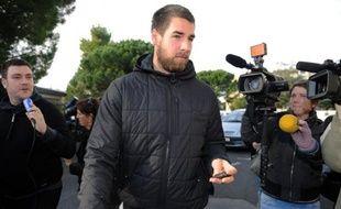 Le handballeur de Montpellier Luka Karabatic, mis en examen dans l'affaire des paris suspects, a été reçu jeudi matin dans le cadre d'un entretien préalable à une éventuelle sanction