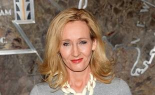 JK Rowling en 2015 à New York.