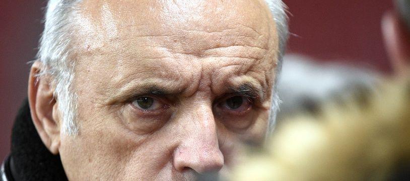 René Ruello n'a pas digéré l'arbitrage de Frank Schneider à Guingamp.