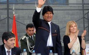"""La Bolivie commémore jeudi la """"Guerre du gaz"""", une rébellion populaire qui a éclaté en octobre 2003, provoquant officiellement la mort de 64 personnes, et mis fin au gouvernement du président libéral Gonzalo Sanchez de Lozada, ouvrant la voie au socialiste d'origine indienne Evo Morales."""
