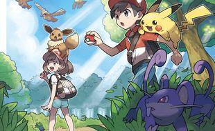 Les Pokémon reviennent avec deux jeux exclusifs à la Nintendo Switch.