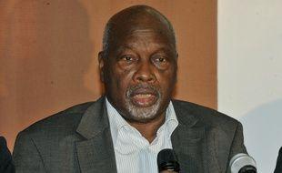 Amath Dansokho, à Dakar le 28 juin 2012