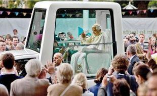 Selon un porte-parole du Vatican, le pape s'est réjoui non pas parce qu'« il y eu de grandes foules», mais parce que « les gens étaient intéressés par ce qu'il avait à dire».