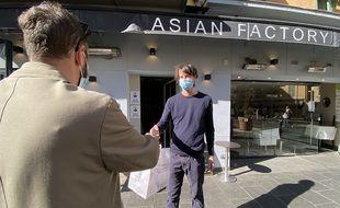 Asian Factory est l'un des deux restaurants qui proposent un plat à deux euros aux étudiants