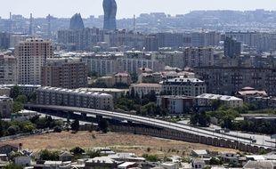 Bakou, la capitale de l'Azerbaïdjan