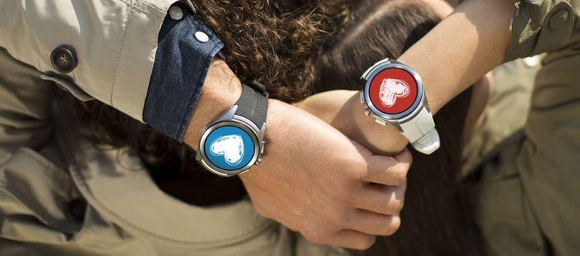 Hyper-connectée, la montre pour enfants permet de garder le contact en toutes circonstances.