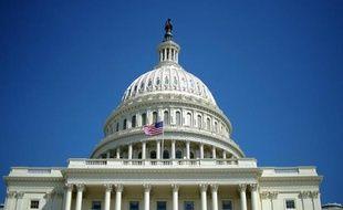 Le Capitole, siège du Congrès américain, à Washington le 6 avril 2011