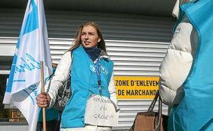 Les salariés de Lidl étaient en grève le lundi 2 décembre.