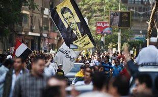 Le ministre égyptien de la Solidarité sociale, Ahmed el-Boraie, a affirmé dimanche que les islamistes devraient renoncer à la violence et reconnaître, avant tout dialogue, les nouvelles autorités ayant remplacé le président Mohamed Morsi destitué par l'armée.