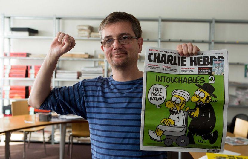 Charlie Hebdo Charb Le Directeur De La Publication Du Journal Satirique A Ete Assassine
