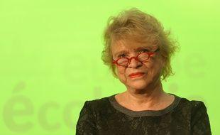 Paris le 05 janvier 2012, portrait d'Eva Joly eurodéputée verte.