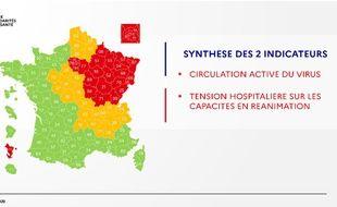 Deconfinement Dans Les Hauts De France Pourquoi La Region N Est Plus En Rouge Sur La Carte De Sortie Du Confinement