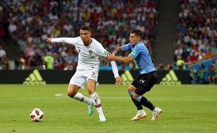 Cristiano Ronaldo ne trouve pas la solution