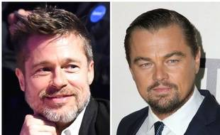 Brad Pitt et Leonardo Di Caprio partageront l'affiche du prochain film de Quentin Tarentino.