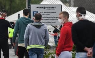 Des campagnes de dépistage ont été organisées en Allemagne après la découverte de nouveaux foyers de contamination.