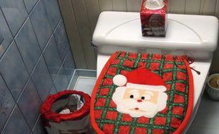 La collection de Père Noël de Jean-Guy Laquerre est au Guinness des records depuis cinq ans.