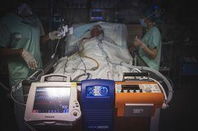 5.959 patients atteints du Coronavirus se trouvaient dans les services de soins critiques ce mercredi 21 avril 2021.