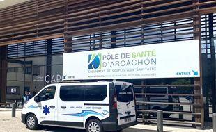 Le pôle de santé d'Arcachon (Gironde)