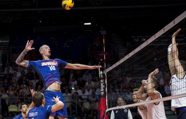 Euro de volley: A Nantes, face à l'Italie, les Bleus veulent s'ouvrir les portes de Bercy