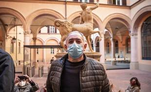 Paolo Bellini, accusé d'avoir participé à l'attentat de Bologne