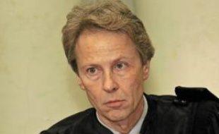 Luc Frémiot, l'avocat général.