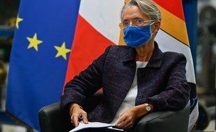 Elisabeth Borne est ministre de Travail depuis juillet 2020.