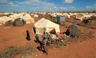 Près de 500000 personnes vivent dans les cinq camps de la région de Dadaab.