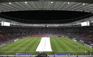 Le stade Al Rayyan fait partie des sites qui accueilleront la Coupe du monde de football 2022 au Qatar.