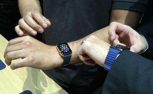 L'Apple Watch sera en démonstration dans les Apple Store ce vendredi 24 avril.