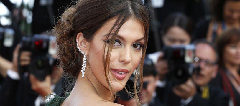 L'ancienne Miss Univers, Iris Mittenaere