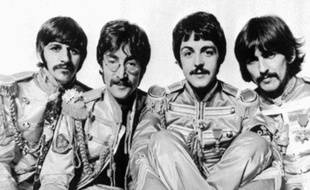 Les Beatles en 1967