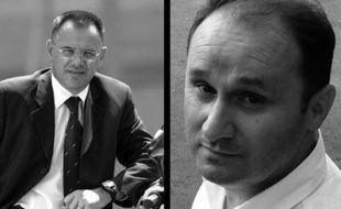 Ivo Pukanic et Niko Franjic tués dans un attentats à Zagreb.