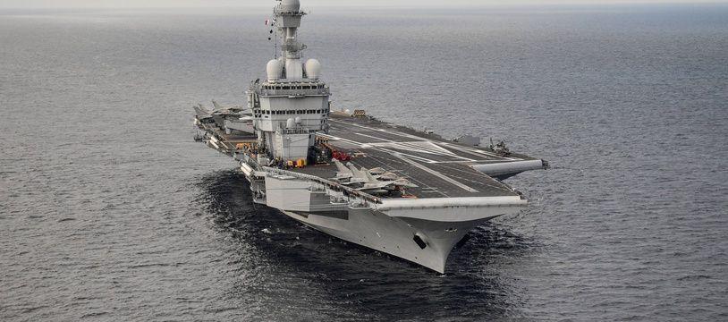 porte-avions Charles de Gaulle